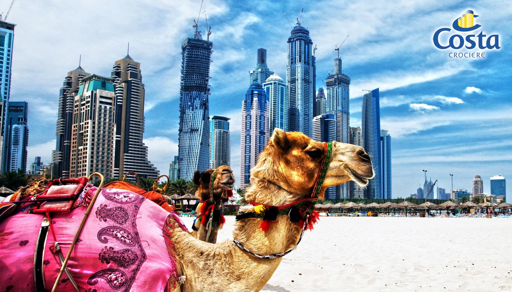 Crociera in Medioriente da Dubai